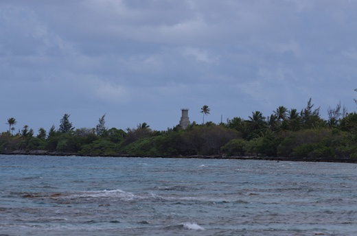 ancien phare de Topaka