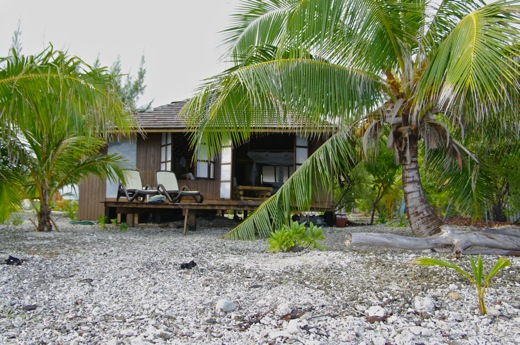 pension Tevahine Dream :  notre bungalow